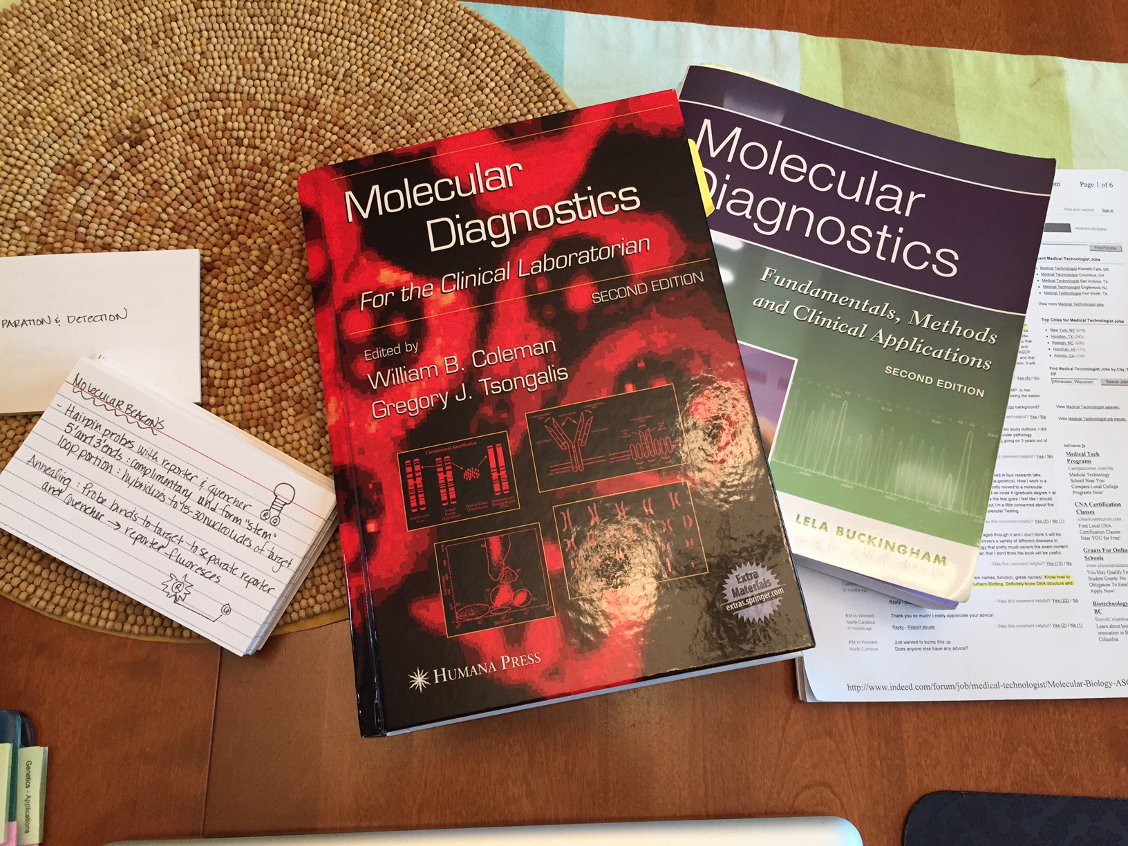 The path to molecular diagnostics mbascp certification books 1betcityfo Image collections